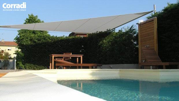 Esterni lab tende e arredamento esterni in ticino - Tende ombreggianti per esterno ...